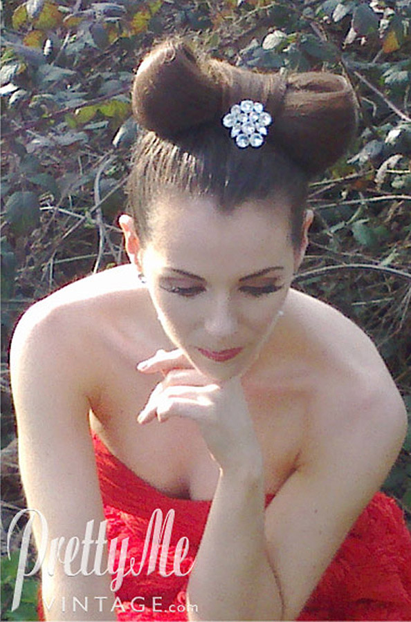 Pretty Me Vintage, Vintage Hair and Makeup